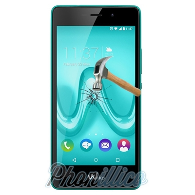 Film Protection Verre Trempe pour Wiko Tommy