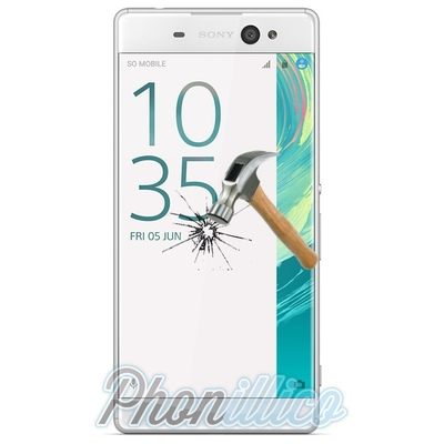 Film Protection Verre Trempe pour Sony Xperia XA ULTRA