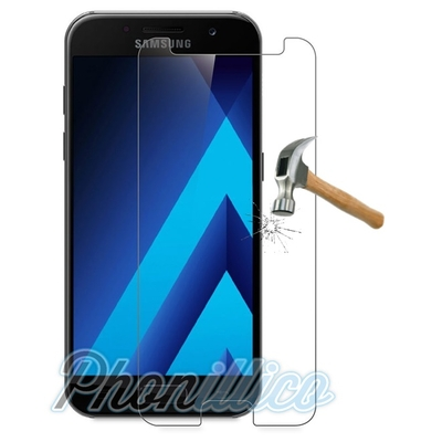 Film Protection Verre Trempe pour Samsung Galaxy A3 2017