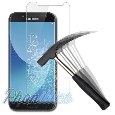 Film Protection Verre Trempe pour Samsung Galaxy J7 2017