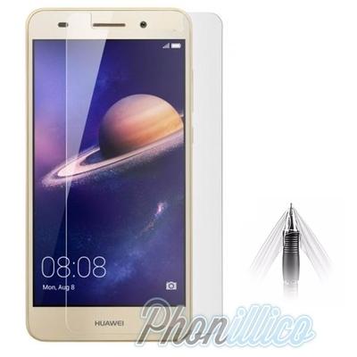 Film de Protection Ecran Plastique pour Huawei Y6 2 / Y6 II