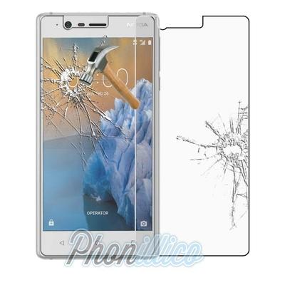 Film Protection Verre Trempe pour Nokia 3