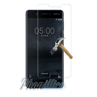 Film Protection Verre Trempe pour Nokia 6