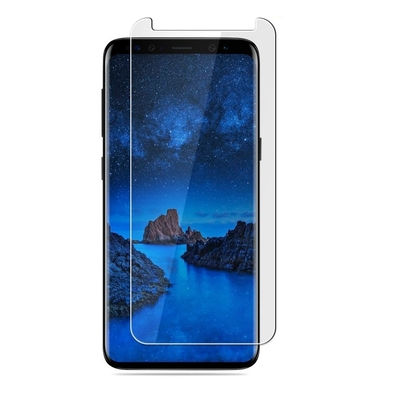 Film Protection Verre Trempe 100% Incurve Integral pour Samsung Galaxy S9 PLUS