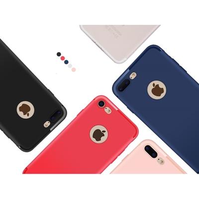 Coque Housse Etui Ultra Slim TPU Headline pour Apple iPhone 8 Plus