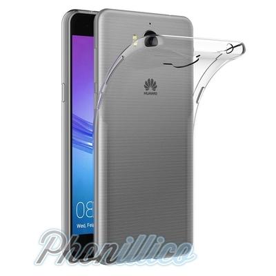 Coque Housse Etui Ultra Slim TPU Transparent pour Huawei NOVA YOUNG