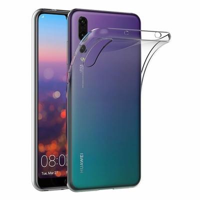 Coque Housse Etui Ultra Slim TPU Transparent pour Huawei P20 PRO