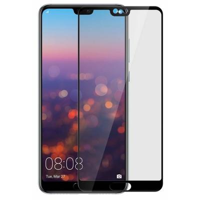 Film Protection Ecran Verre Trempe 100% Incurve Integrale pour Huawei P20 PRO