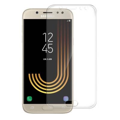 Film Protection Ecran Verre Trempe 100% Integrale Transparent pour Samsung Galaxy J7 2017