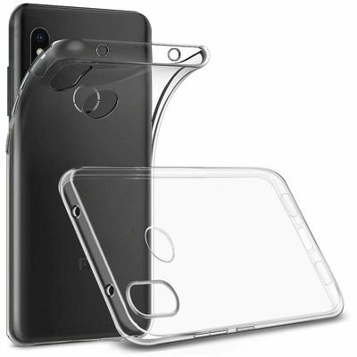Coque Housse Etui Ultra Slim TPU Transparent pour Xiaomi REDMI 6 PRO