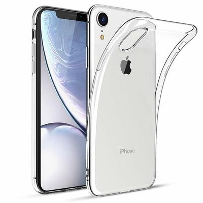 Coque Housse Etui TPU Ultra Slim Transparent pour Apple iPhone XR