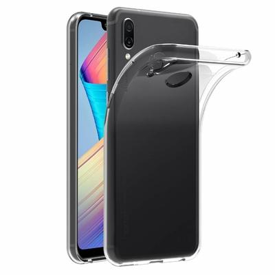 Coque Housse Etui Ultra Slim TPU Transparent pour Huawei HONOR PLAY