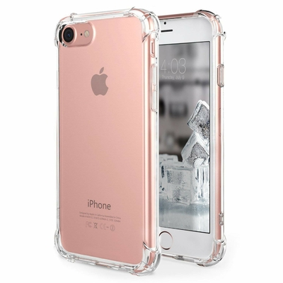 Coque Antichoc Housse Etui TPU Ultra Slim Transparent pour Apple iPhone 6 / 6S