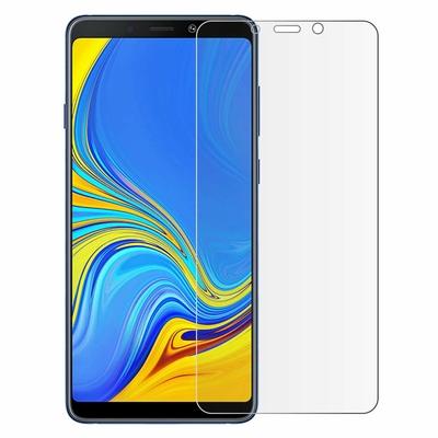 Film Protection Ecran Verre Trempe 100% Integrale Transparent pour Samsung Galaxy A9 2018