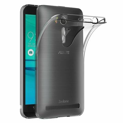 Coque Housse Etui Ultra Slim TPU Transparent pour Asus Zenfone GO ZB551KL
