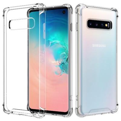 Coque Antichoc Housse Etui TPU Ultra Slim Transparent pour Samsung Galaxy S10