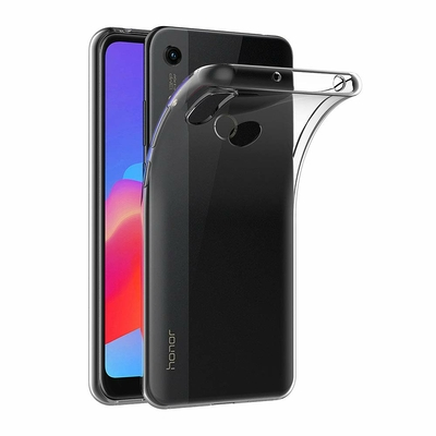 Coque Housse Etui Ultra Slim TPU Transparent pour Huawei HONOR 8A