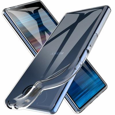 Coque Silicone Souple TPU Transparent pour Sony Xperia 10