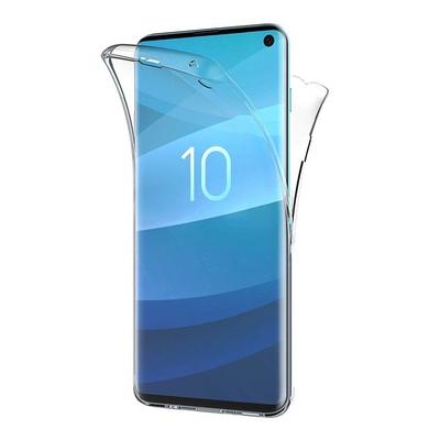 Coque Silicone Intégrale Transparent Samsung Galaxy S10