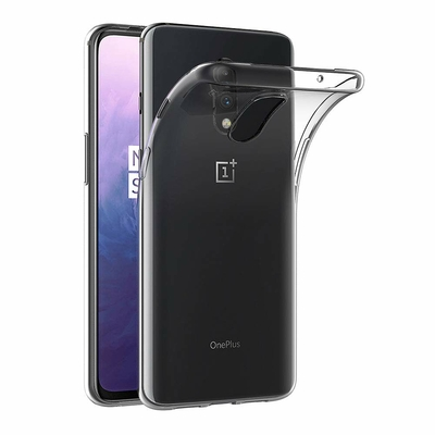 Coque Silicone Souple TPU Transparent OnePlus 7