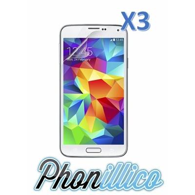 Lot 3 Films Protection Ecran pour Samsung Galaxy S5 Mini