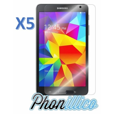 Lot 5 Films Protection Ecran pour Samsung Galaxy Tab S 8.4