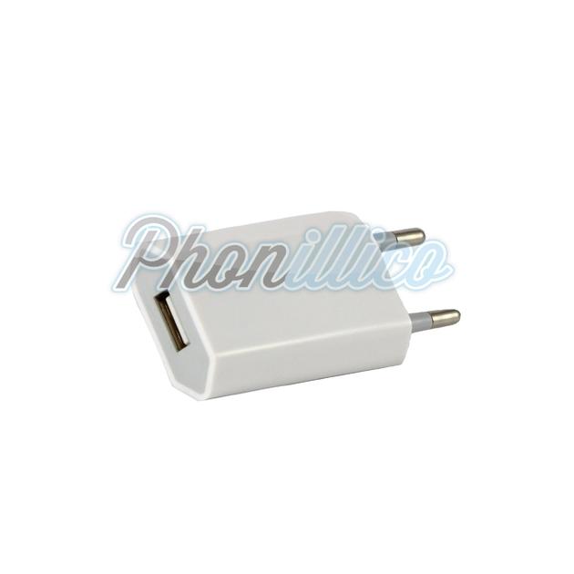 chargeur secteur cable usb pour apple iphone 4 4s apple iphone 4 4s phonillico. Black Bedroom Furniture Sets. Home Design Ideas