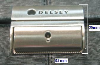 SERRURE DELSEY A CLE POUR CARTABLE