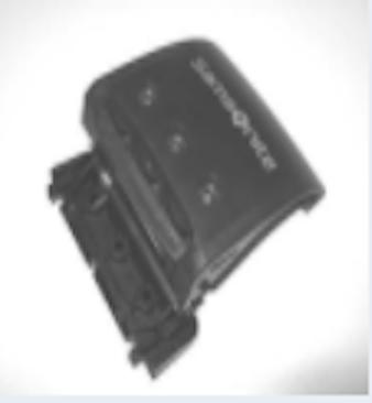 SERRURE CENTRALE À CODE SAMSONITE F LITE YOUNG UPR 55CM (valise cabine 2 roues)
