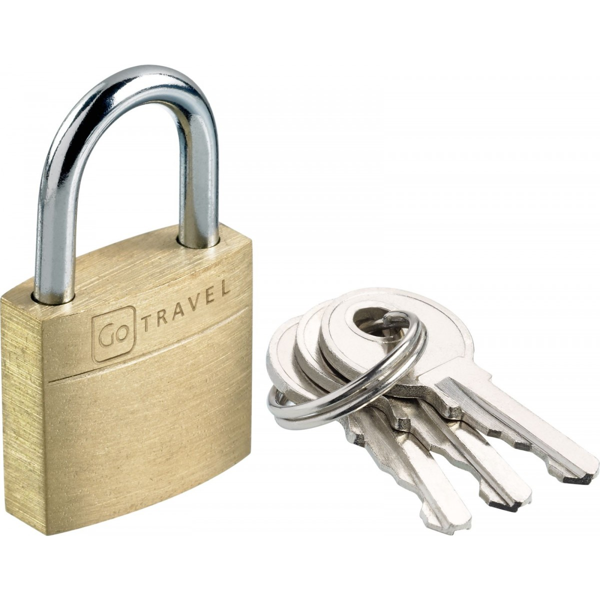 GO TRAVEL CASE LOCK SINGLE