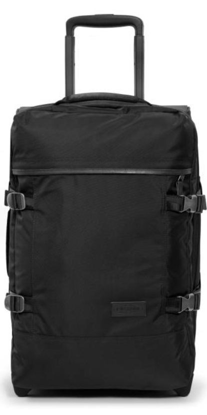 EASTPAK TRANVERZ BLACK CONSTRUCTED S