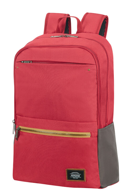 AMERICAN TOURISTER - SAC A DOS RED URBAN GROOVE 15.6