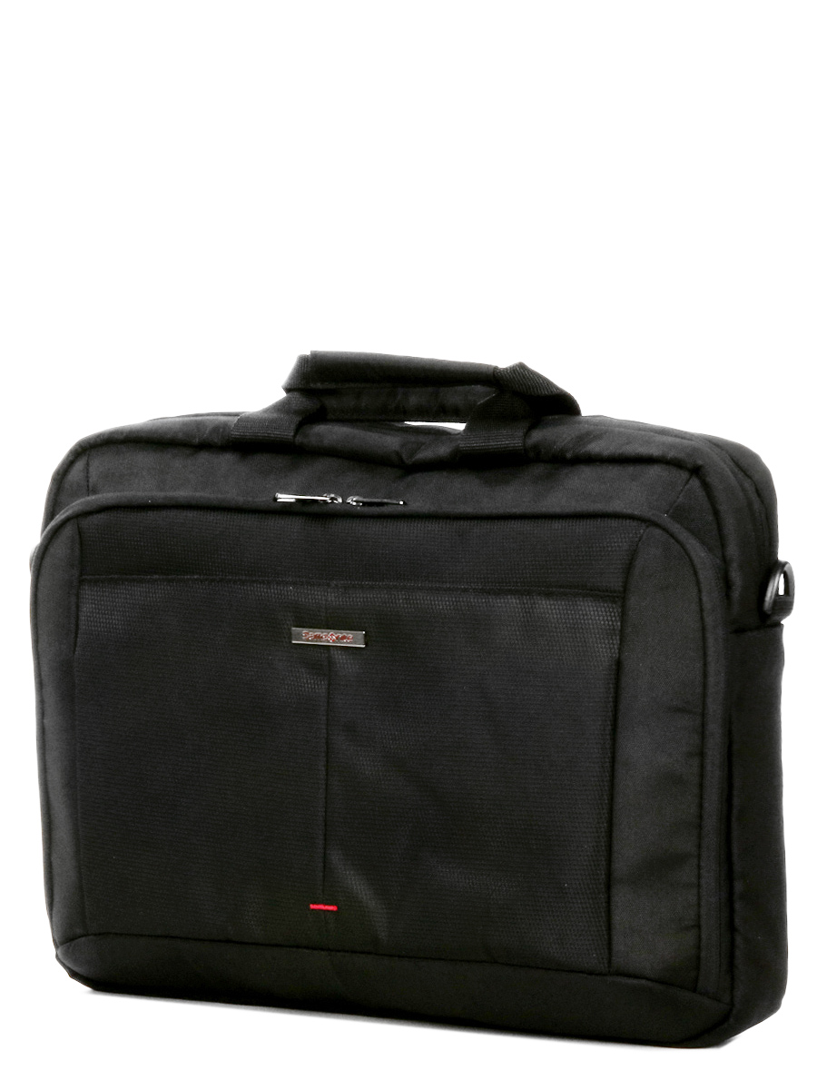 SAMSONITE - BLACK GUARDIT BAILHANDLE 17.3
