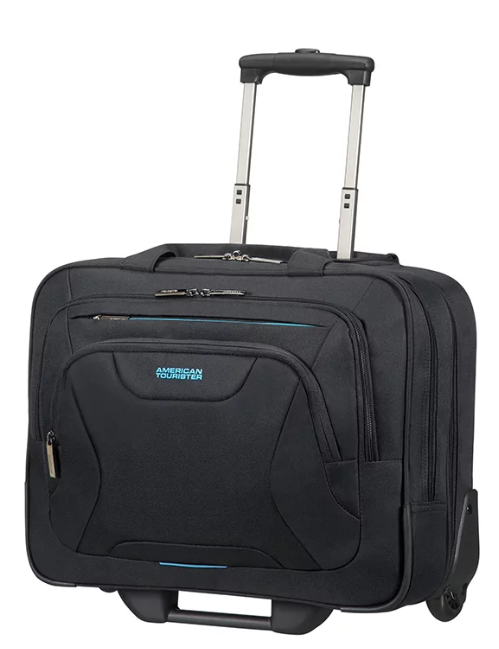 AMERICAN TOURISTER - AT WORK SERVIETTE 15.6 (BLEU & BLACK)