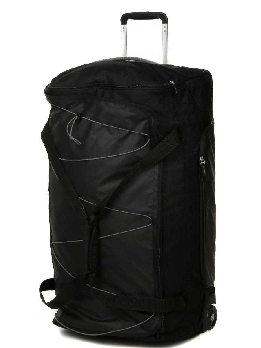 5b2ed0f73 AMERICAN TOURISTER - ROAD QUEST DUFFLE BLACK