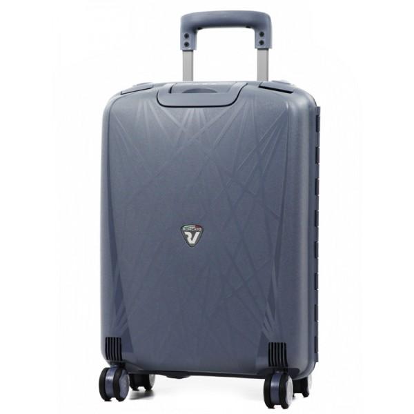 Valise cabine rigide Roncato Light 55 cm polypropylène Léger Noir ogtEMI46S