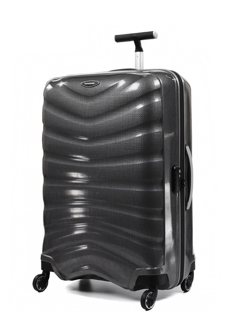Samsonite Firelite Spinner 75 cm Eclipse Grey gris 3X7eY