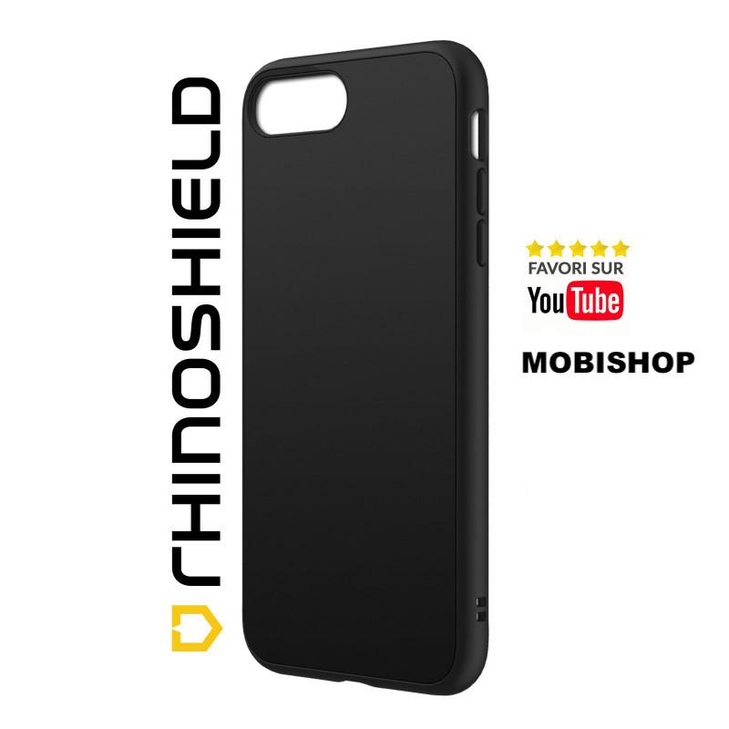 coque solidsuit noir classic pour apple iphone 7 8 rhinoshield saint etienne boutique