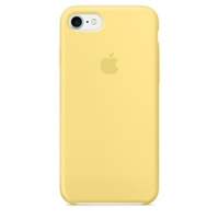 Coque Apple en silicone pour iPhone 8 / 7 - Pollen