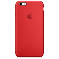 Coque Apple en silicone pour iPhone 6 Plus/6s Plus - (PRODUCT)RED