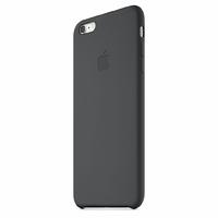 Coque Apple en silicone pour iPhone 6 Plus/6s Plus - Noir