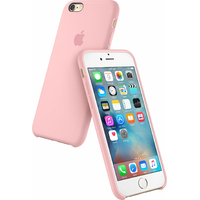 Coque Apple en silicone pour iPhone 6 Plus/6s Plus - Rose