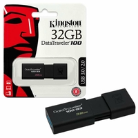 KINGSTON DataTraveler 100 G3 32Go