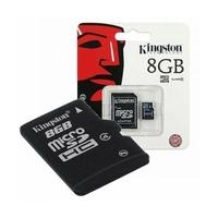 KINGSTON Classe 4 microSDHC 8Go