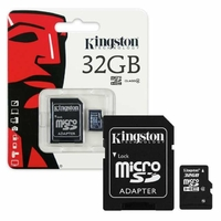 KINGSTON Canvas Select microSD 32 Go