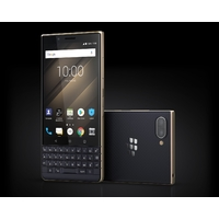 Blackberry Key 2 LE dark blue champagne
