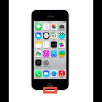 Remplacement connecteur de charge Iphone 5C