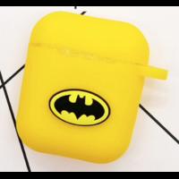 Coque AirPods Batman Jaune
