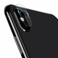 USAMS Antichoc Caméra iPhone X/XS