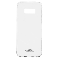 KISSWILL AIR silicone transparente Galaxy S8 Plus
